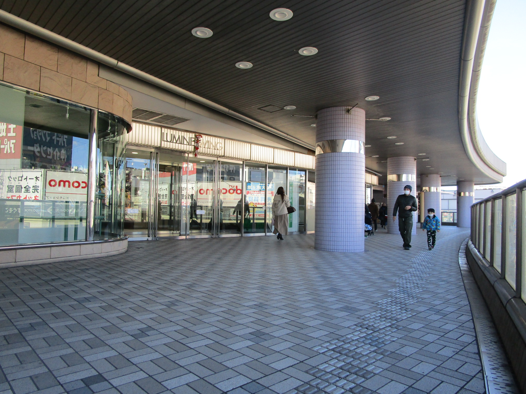 JR大船駅 ルミネウインドウ