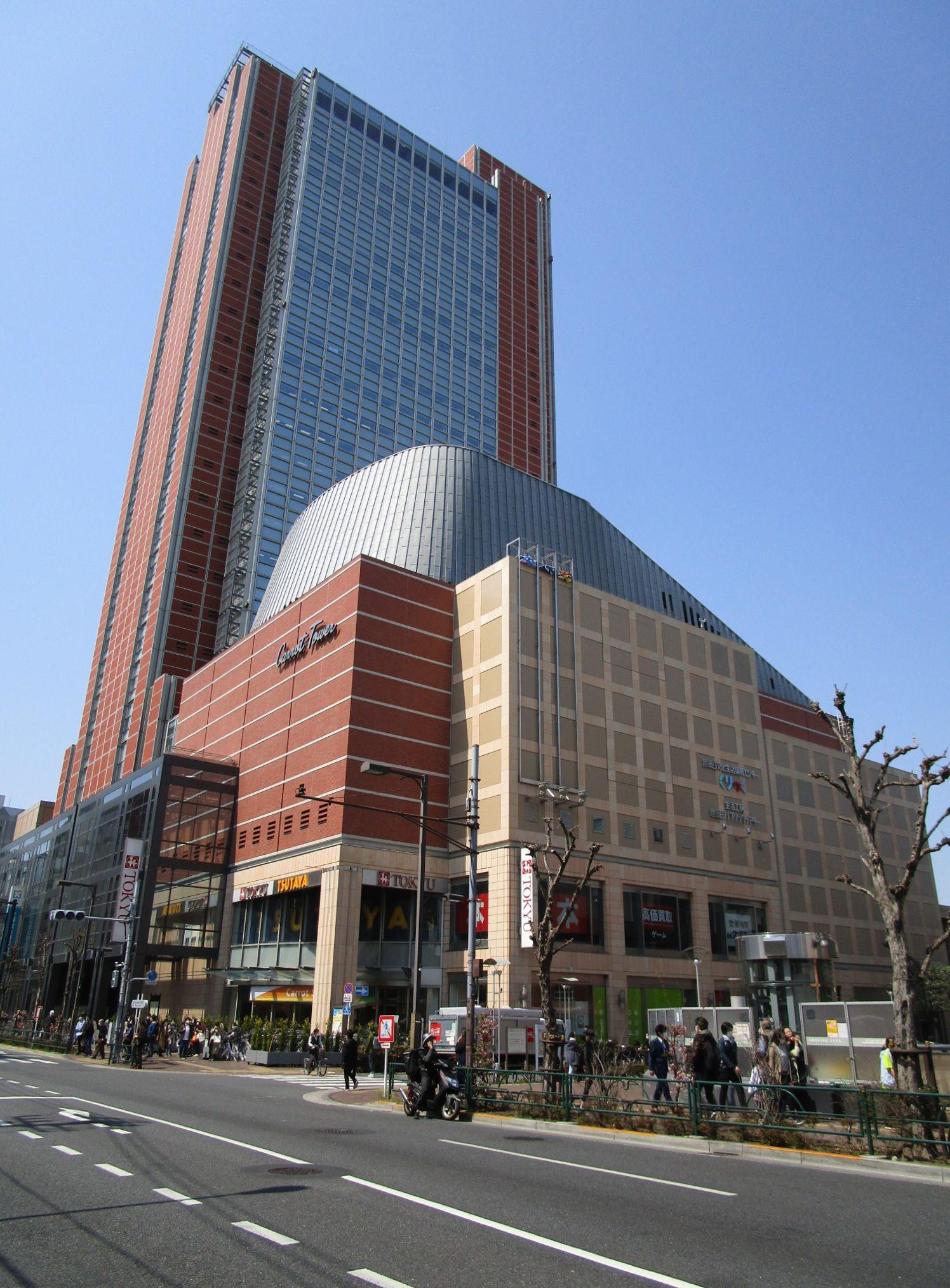 三軒茶屋キャロットタワー