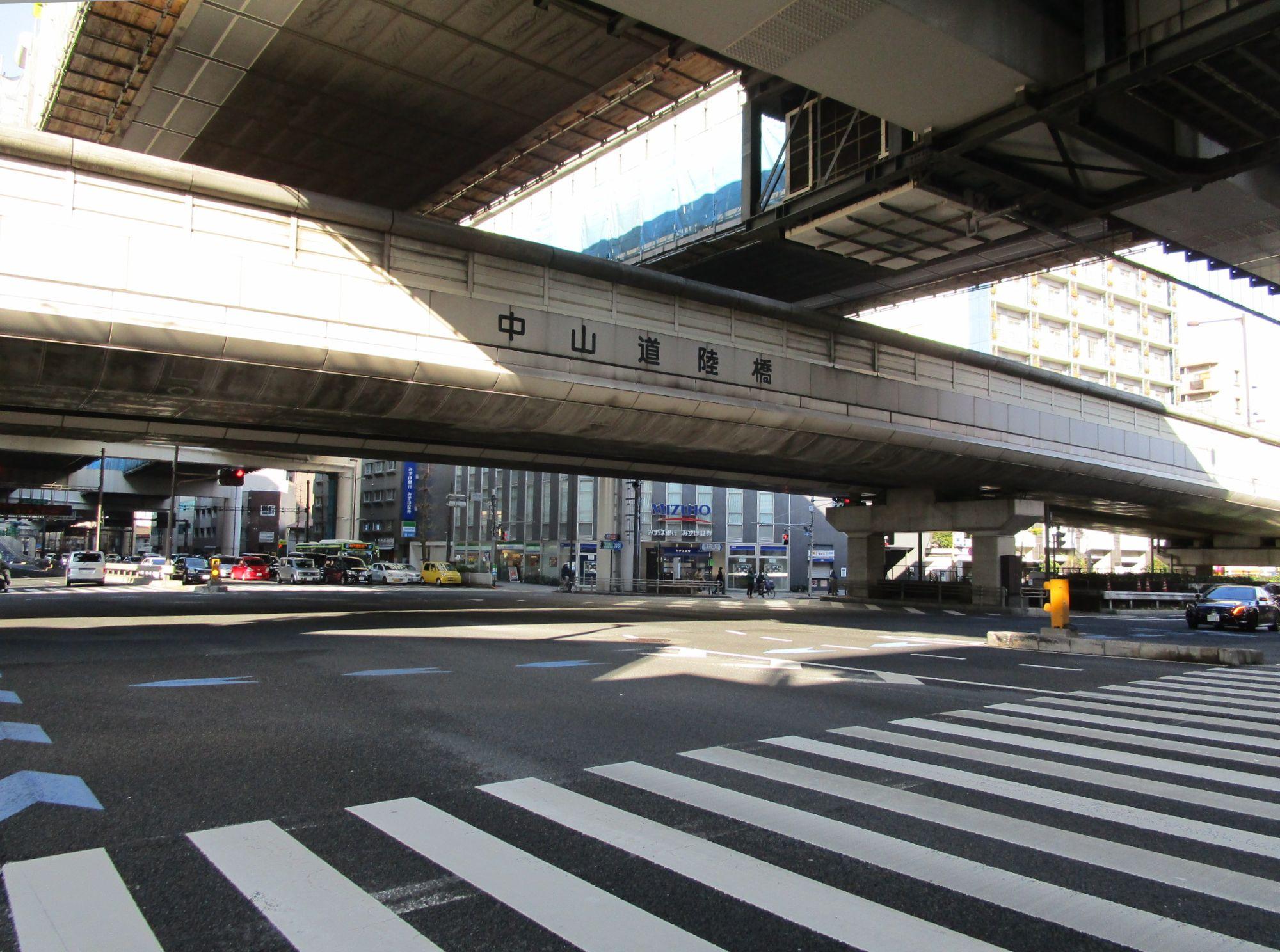 都営三田線 板橋本町駅駅前(周辺)