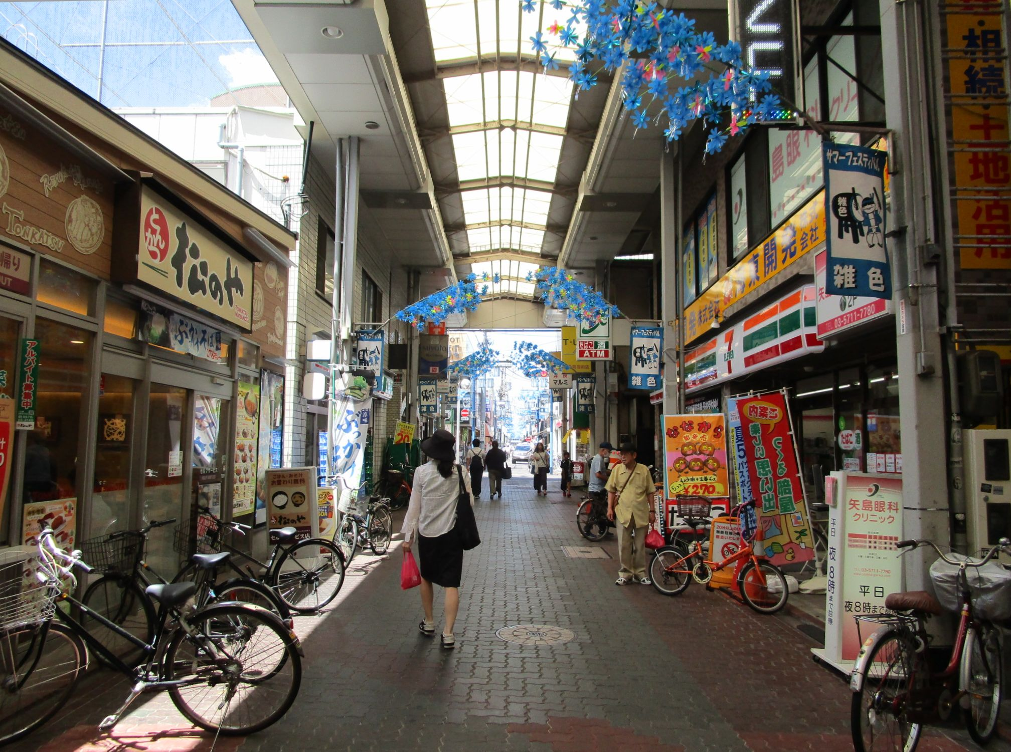 雑色駅前商店街(周辺)