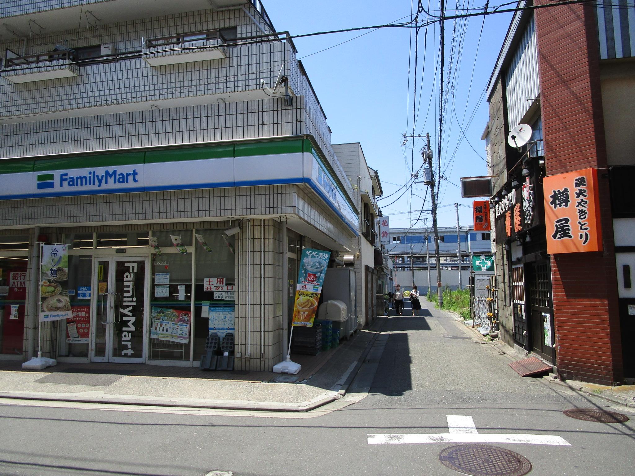 京急 生麦駅周辺(周辺)