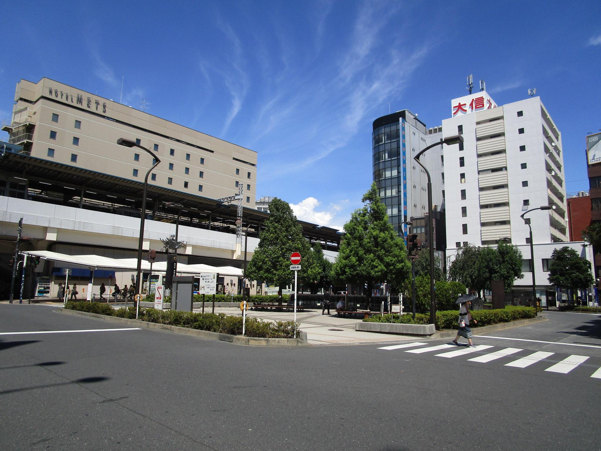 JR高円寺駅東口(周辺)