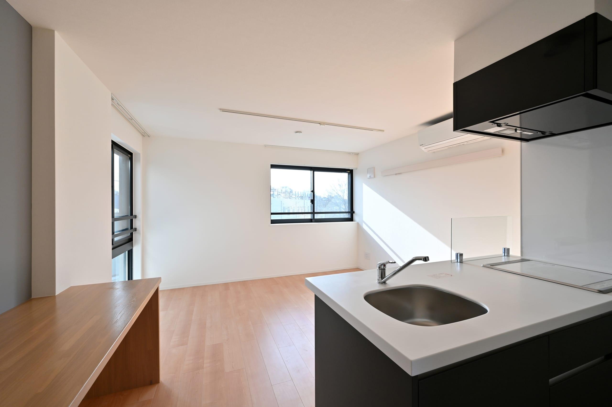 桜新町に佇む新築デザイナーズマンション